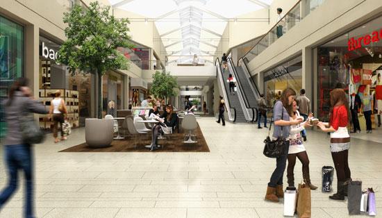 Einkaufcenter Wittenberg