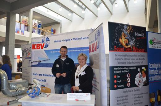 Messe Berufsforum Erfurt