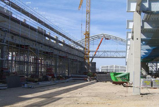 Neubau Bitzer mit KBV