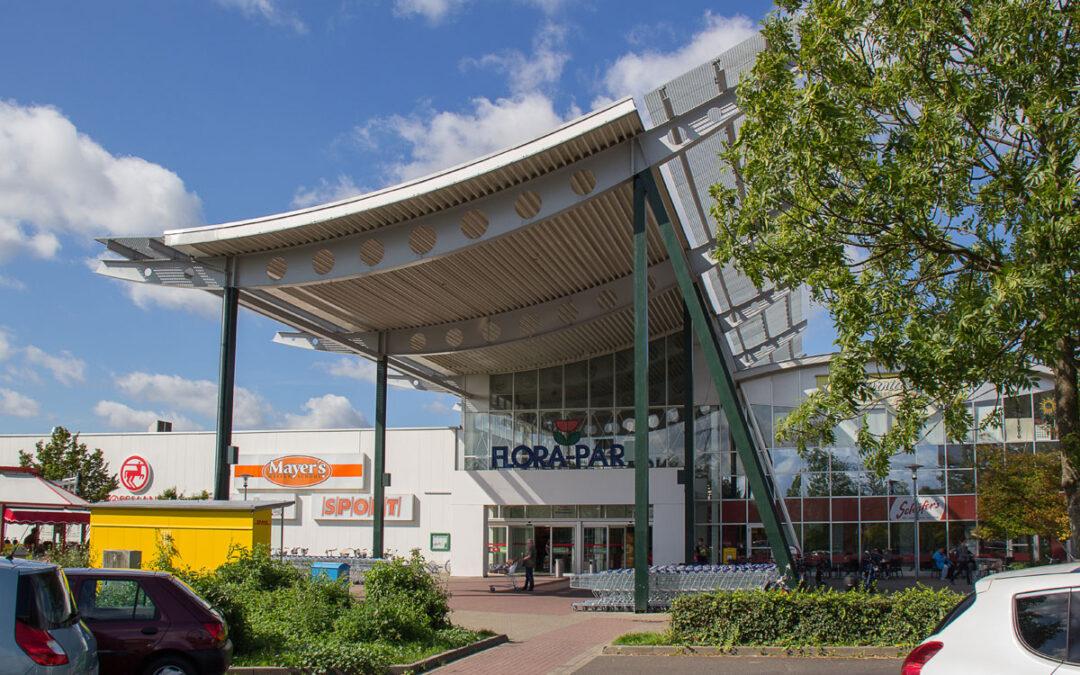 Neuer Auftrag – Flora-Park Magdeburg