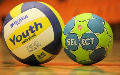 Klima-Bau Volk ist Sponsor des SC DHfK Handball