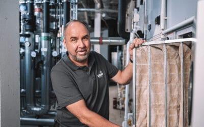 Corona: Betrieb von Klima- und Lüftungsanlagen