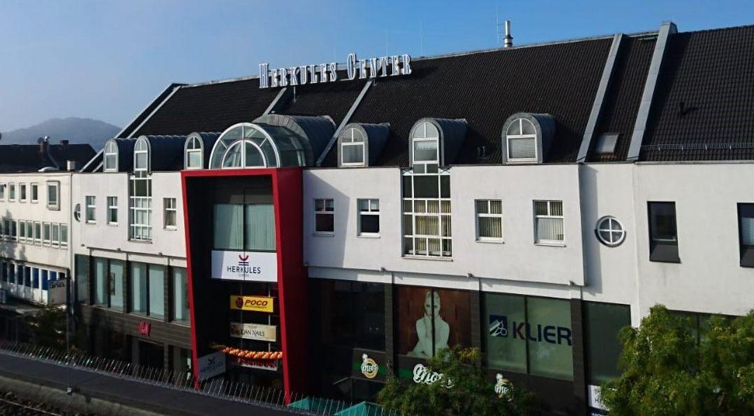 Herkules Center, Umbau Verkaufsfläche, Wetzlar