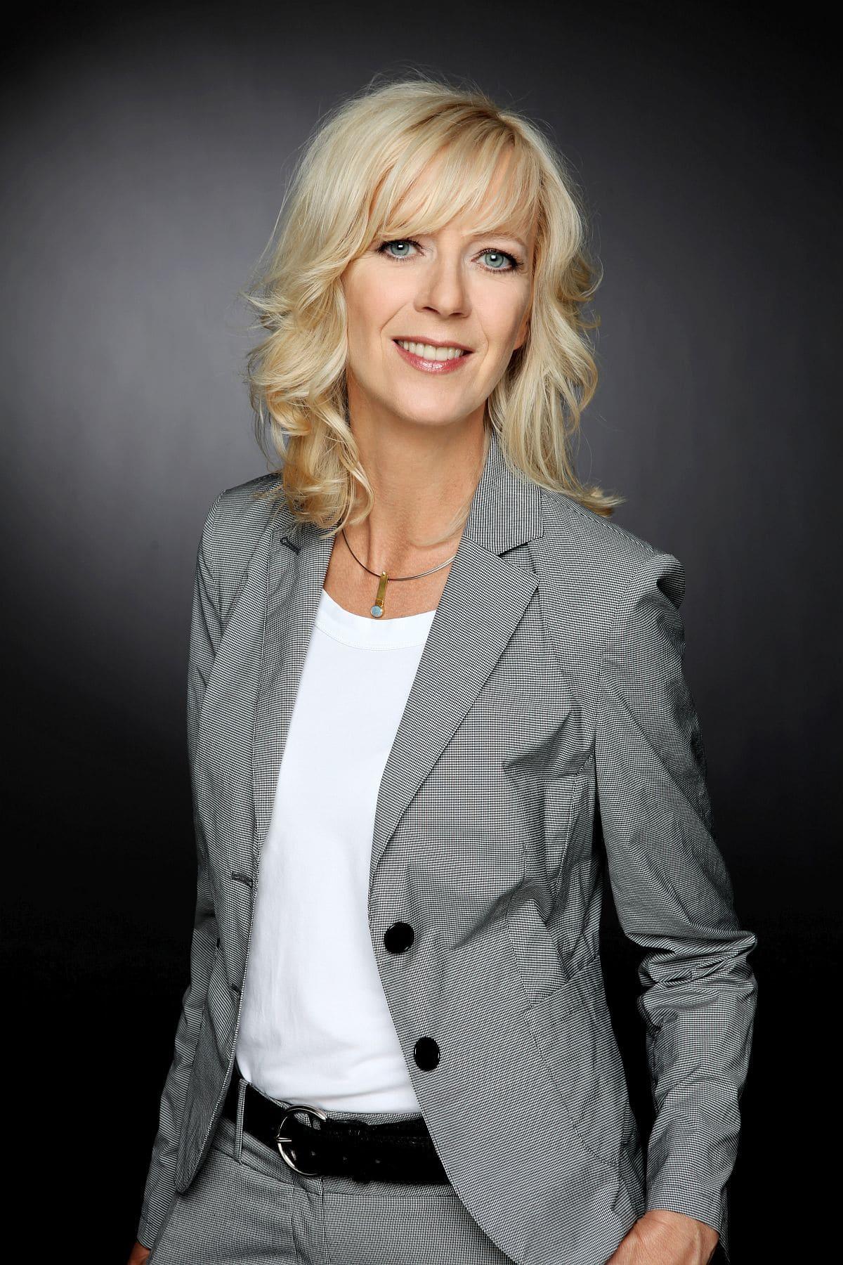Christina Kersten ist seit 2009 Geschäftsführende Gesellschafterin von Klima-Bau Volk.
