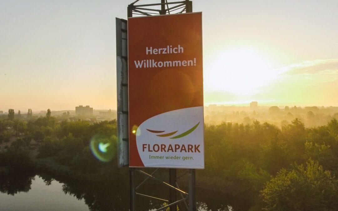 Florapark, Magdeburg