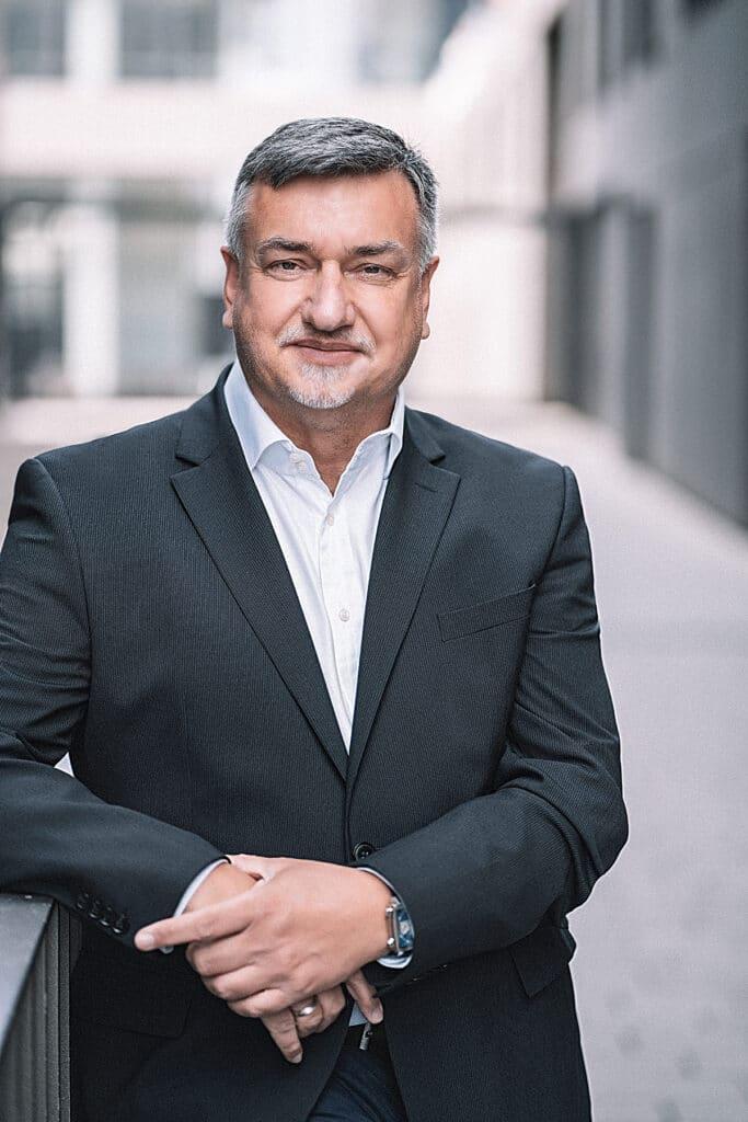 Seit 2019 ist Sven Preuß Geschäftsführer von Klima-Bau Volk Leipzig.